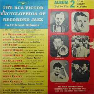 Various - The RCA Victor Encyclopedia Of Recorded Jazz: Album 2 - Bei To Cla