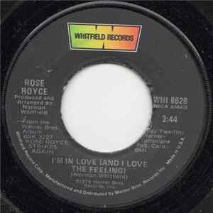 Rose Royce - I'm In Love (And I Love The Feeling)