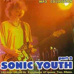 Sonic Youth - MP3 Collection Part 2