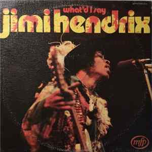 Jimi Hendrix - What'd I Say