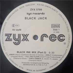 Black Jack - Black Ink Mix