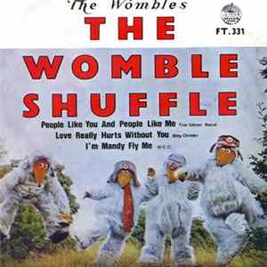Billy Ocean / The Glitter Band / The Wombles / 10 C.C. - The Womble Shuffle