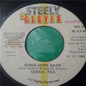 Cocoa Tea - Sonia Come Back