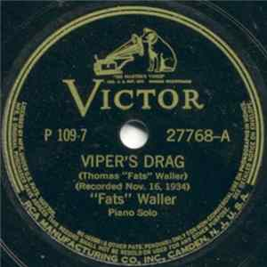 """Fats"" Waller - Viper's Drag / Handful Of Keys"
