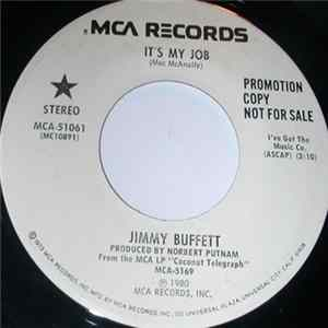 Jimmy Buffett - It's My Job