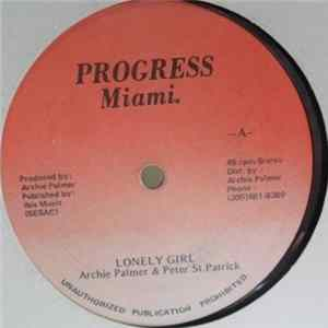 Archie Palmer & Peter St.Patrick - Lonely Girl / Dub Girl